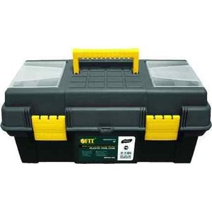 Ящик для инструментов FIT пластиковый 19 48.5х24.5х21.5см (65553) ящик для инструментов fit 19