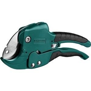 Ножницы Kraftool GX-700 для всех видов пластиковых труб d42 мм (1 5/8'') (23406-42)