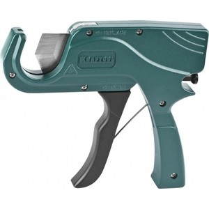 Труборез Kraftool Expert пистолетный для металлопластик труб d42 мм - (1 3/8) (23407-42) труборез kraftool expert пистолетный для металлопластик труб d42 мм 1 3 8 23407 42