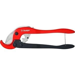 Ножницы Зубр Мастер двуручные для пластиковых труб d63 мм (23703-63)