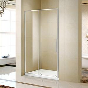 Фотография товара душевая дверь Alvaro Banos Toledo 120x190 см (Toledo D120.10 Cromo) (795117)