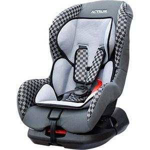 Автокресло Actrum LB-303 (0-18) цвет Grey/Cheker (серый/клетчатый) детское автокресло actrum bxs 208