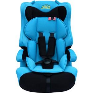 Автокресло Actrum LB-513 (9-36) цвет Blue/Black (синий/черный) детское автокресло мишутка lb 513 r 23 желтое черное