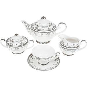 Чайный сервиз 15 предметов Best Home Porcelain Rochelle (1210064) best home porcelain сахарница evita 10х12х16 см