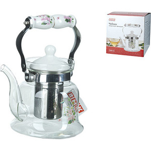 Заварочный чайник 1.2 л BHK (5420067) заварочный чайник 1 4 л bhk 5420068