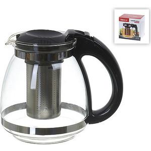 Заварочный чайник 1.5 л Lilac (5520006) чайник заварочный lilac 5520010 1 прозрачный черный 1 5 л
