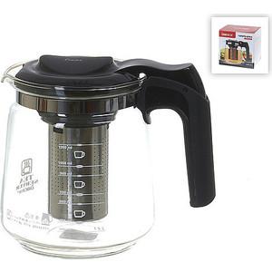Заварочный чайник 1.5 л Lilac (5520010-1) чайник заварочный lilac 5520010 1 прозрачный черный 1 5 л