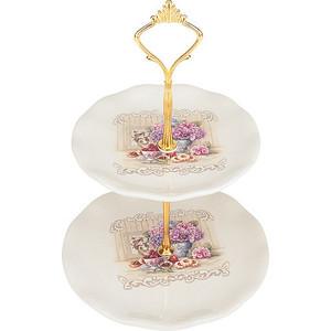 Блюдо для фруктов 2-х ярусная Polystar Collection Sweet home (L2430851)