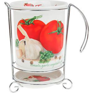 Фотография товара подставка для кухонных принадлежностей Best Home Porcelain Кулинарный мир (M0600059) (795827)