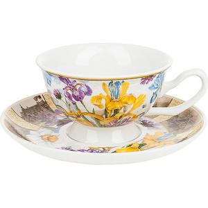 Чайный набор 12 предметов Nouvelle Ирис (M0661140) ирис юханссон особое детство