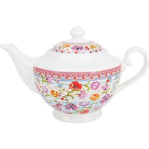 Заварочный чайник 1.1 л Nouvelle Разноцветные тюльпаны (M0661165) цены