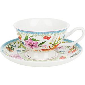 Чайный набор 12 предметов Nouvelle Восточная лилия (M0661174) чайник заварочный nouvelle восточная лилия 1 1 л