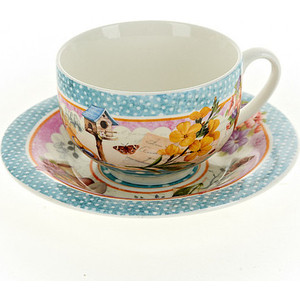 Чайный набор 4 предмета Nouvelle Сад (M0661199)