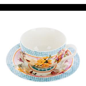 Чайный набор 12 предметов Nouvelle Сад (M0661200) чайный набор 12 предметов royal classics чайный набор 12 предметов