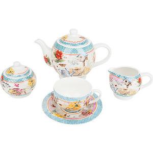 Чайный сервиз 15 предметов Nouvelle Сад (M0661201)