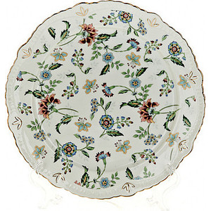 Блюдо Best Home Porcelain Альпийский сад (M1270610) best home porcelain чайная пара альпийский сад 250 мл