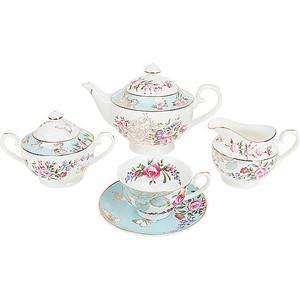 Чайный сервиз 15 предметов Best Home Porcelain Иоланта (M1700025)