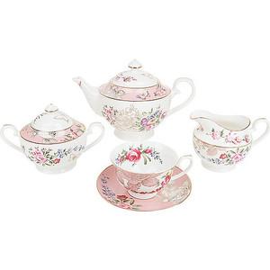 Чайный сервиз 15 предметов Best Home Porcelain Жизель (M1700029) балет жизель