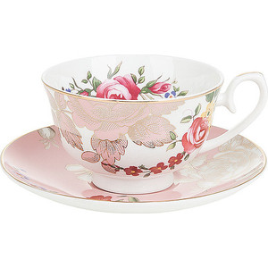 Чайный набор 4 предмета Best Home Porcelain Жизель (M1700031) best home porcelain page 8