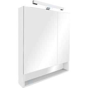 Зеркальный шкаф Roca Gap 80 белый глянец (ZRU9302887) цены
