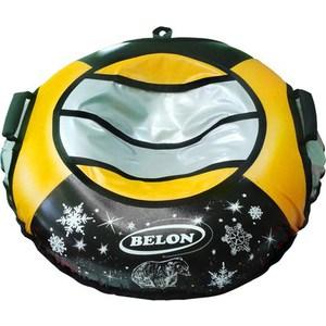 Тюбинг BELON Тент жёлтый 85 см (СВ-004-Т2/СЧЖ)