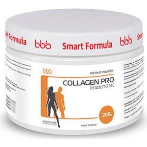 Витаминно-минеральный комплекс BBB Collagen Pro (лесные ягоды и витамин С) 200 гр.