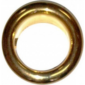 Кольцо отверстия перелива раковины Cezares золото (CZR-RNG-G)