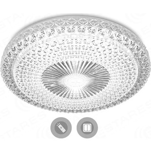 Управляемый светодиодный светильник Estares AKRILIKA PRIME 40W R-405-CLEAR-220-IP44 цена