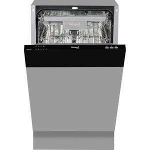 Встраиваемая посудомоечная машина Weissgauff BDW 4124 посудомоечная машина beko dis 15010