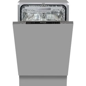 Встраиваемая посудомоечная машина Weissgauff BDW 4583 D посудомоечная машина beko dis 15010