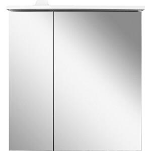 Зеркальный шкаф Am.Pm Spirit 2.0 60 см с LED подсветкой правый белый (M70AMCR0601WG) велотренажер spirit fitness xbr25 2017