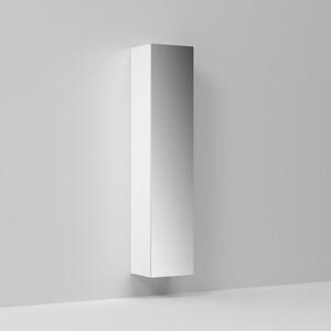 Пенал Am.Pm Spirit 2.0 35 см подвесной правый, зеркальный фасад белый (M70ACHMR0356WG)