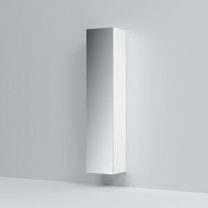 Пенал Am.Pm Spirit 2.0 35 см подвесной левый, зеркальный фасад белый (M70ACHML0356WG) брюки д костюма puma spirit 65363703 m чёрный