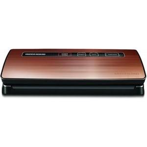 Вакуумный упаковщик Redmond RVS-M020 бронза/черный вакуумный упаковщик redmond rvs m020 бронза черный