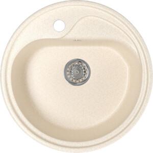 Кухонная мойка Mixline ML-GM10 44х44 бежевый 328 (4630030632719) кухонная мойка mixline ml gm10 44х44 песочный 302 4630030632535