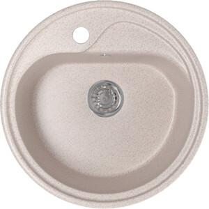 Кухонная мойка Mixline ML-GM10 44х44 песочный 302 (4630030632535) кухонная мойка mixline ml gm10 44х44 песочный 302 4630030632535