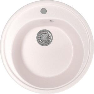 Кухонная мойка Mixline ML-GM11 50х50 светло-розовый 311 (4630030632894) кухонная мойка mixline ml gm10 44х44 светло розовый 311 4630030632658