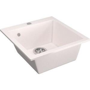 Кухонная мойка Mixline ML-GM14 42х49,5х19 светло-розовый 311 (4630030633617) кухонная мойка mixline ml gm10 44х44 бежевый 328 4630030632719