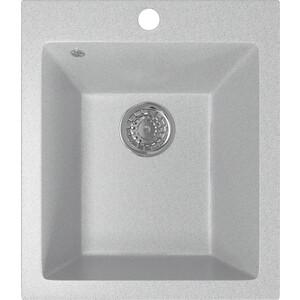 Кухонная мойка Mixline ML-GM14 42х49,5х19 серый 310 (4630030633525)