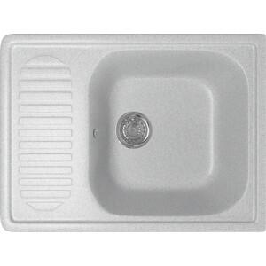 Кухонная мойка Mixline ML-GM18 49х64 серый 310 (4630030634485) кухонная мойка mixline ml gm18 49х64 графит 342 4620031445661