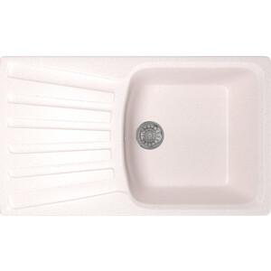 все цены на Кухонная мойка Mixline ML-GM20 48х83 светло-розовый 311 (4630030635055) в интернете