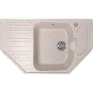 Кухонная мойка Mixline ML-GM24 49х78 песочный 302 (4630030635895) кухонная мойка mixline ml gm10 44х44 песочный 302 4630030632535