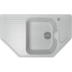 Кухонная мойка Mixline ML-GM24 49х78 серый 310 (4630030635925)
