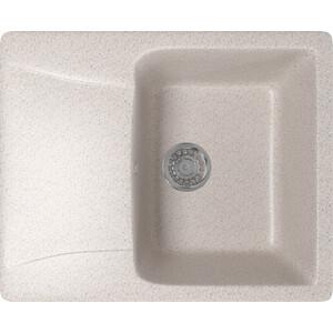 Кухонная мойка Mixline ML-GM26 47х58 песочный 302 (4630030636373) кухонная мойка mixline ml gm26 47х58 серый 310 4630030636403
