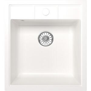 Фотография товара кухонная мойка Mixline ML-GM28 51х46 белый 331 (4620031446538) (796755)