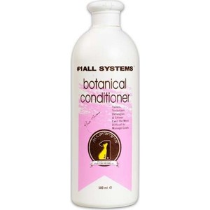 Кондиционер 1 All Systems Botanical Conditioner на основе растительных экстрактов для шерсти кошек и собак 500мл