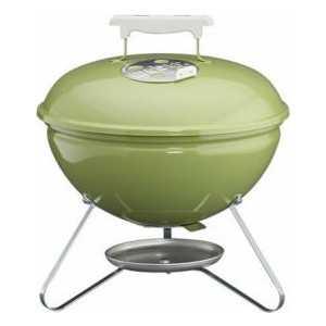 Гриль-барбекю Weber Smokey Joe Premium, 37 cm, салатовый
