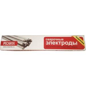 Электроды Ресанта 3.0мм УОНИ 13/55 (5кг) цена 2017