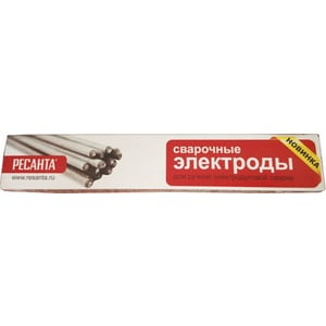 Электроды Ресанта 4.0мм ОЗС-12 (6.5кг)