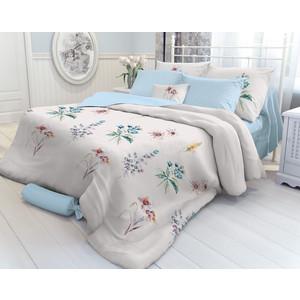 Комплект постельного белья Verossa 1,5 сп, перкаль, Field Flowers, с наволочками 70х70 (708740) комплект пб дуэт перкаль linetex нав 70х70 лил 50х70